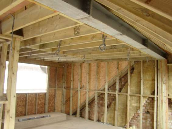 Style up the looks of the room effectively with hip to gable loft conversion at london & s