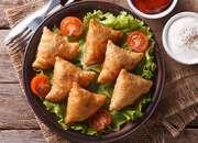 Buy Indian Samosa in London, UK  - Oriental Foods