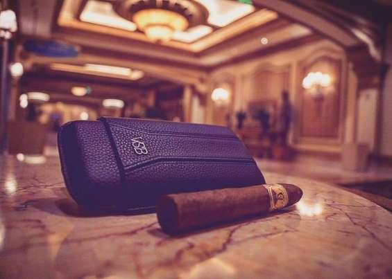 Cigar pouch - vsblondon