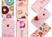 Colorful Donuts Macaron Phone Cases for Iphone