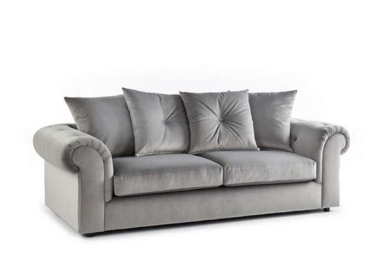 Get derby 3+2 seater fabric sofa set at affordable price