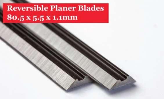 Online 80.5mm planer blades-tct80.5mm planer blades 5 pairs/boxof 10