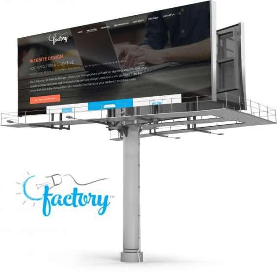 Professional ecommerce website design
