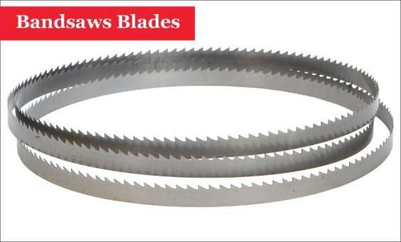 Bandsaws blades for cutting metal plastic wood new-1505 (mm) x 1/4 (inch) x 24 tpi online
