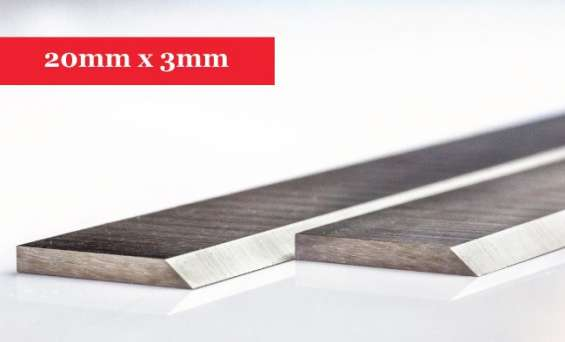 Planer knives 20mm x 3mm-530mm long x 20mm high x 3mm thick online