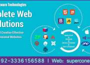 Web Development Services // Website Design