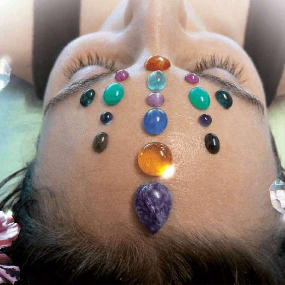 Crystal therapy can be very effective in treating