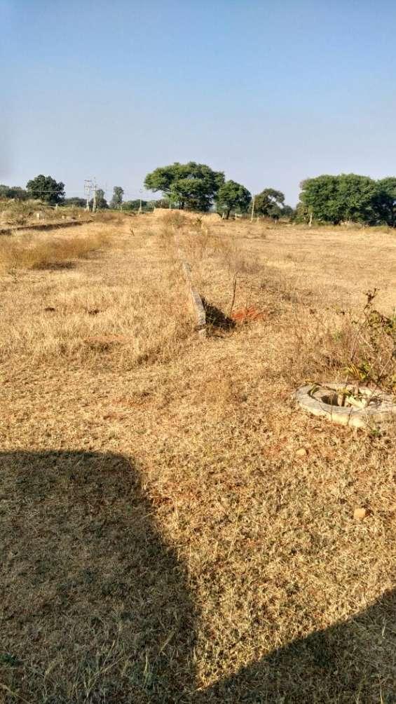 Land near airprot in r1 zone just nagaram,hyderabad