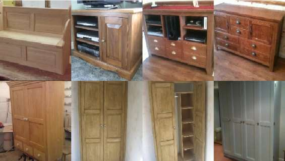 Joinery manufacturing services
