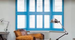 Best custom designed shutter by london interior shutters
