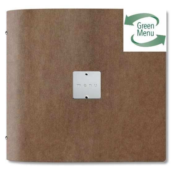 Dag eco menu holder & info folder square size