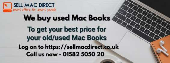 Are you looking to sell your used mac? sell mac direct is a platform, where you can sell your used mac and get best prices.  our services includes: sell used mac sell macbook air sell macbook pro