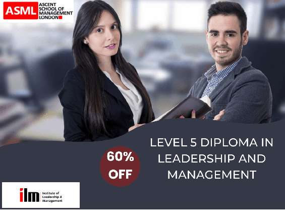Level 5 diploma leadership and management | leadership and management courses