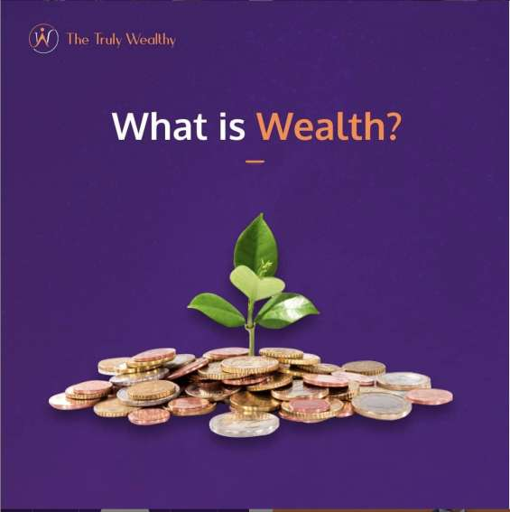 What is considered wealth? understand the types of wealth