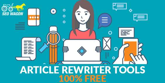 Free seo tool article rewriter for unique content