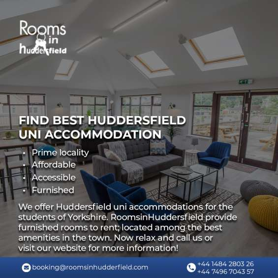 Rooms to rent huddersfield