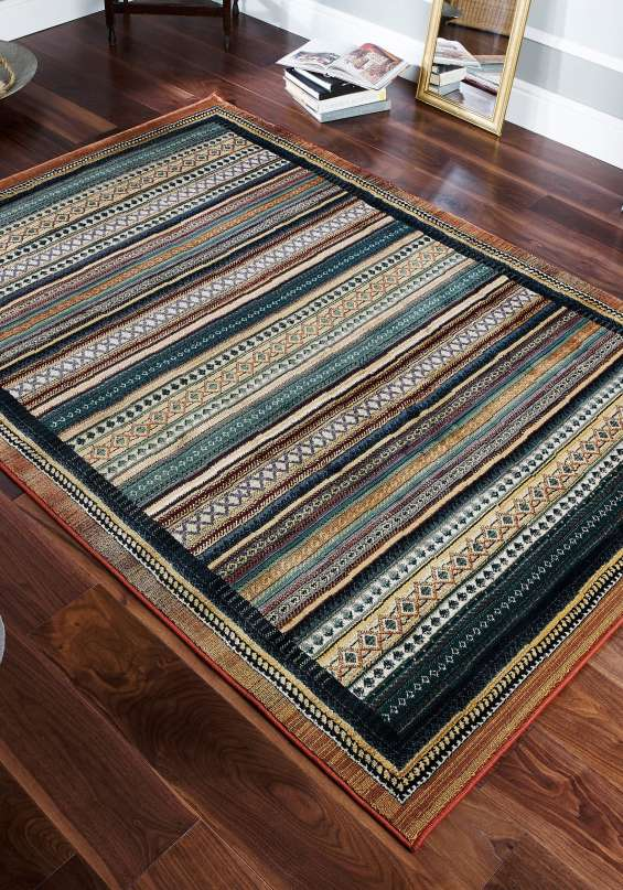 Gabbeh rug by oriental weavers design 933 r