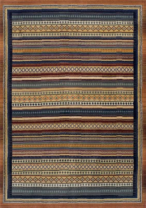 Gabbeh rug by oriental weavers design 933 r (2)