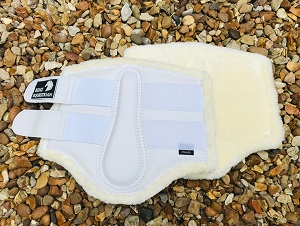 Buy horse brushing boots for sale online