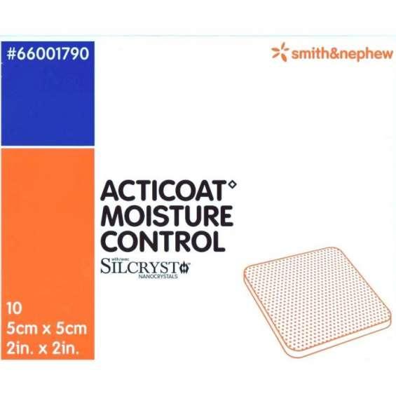 Acticoat moisture control   wound care