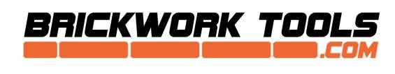Brick work tools