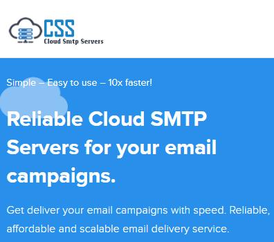 Email marketing buy smtp