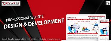 Professional website development company