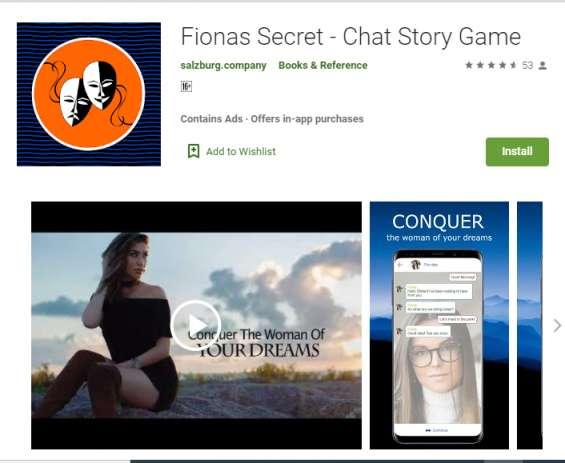 Fiona's secret
