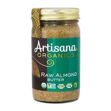 Artisana organics raw almond butter, case of 6