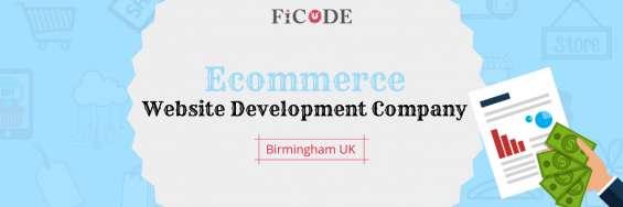 Custom ecommerce website development company in birmingham uk