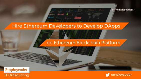 Hire ethereum developers online from employcoder at affordable cost