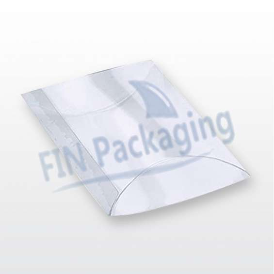 Fin packaging services